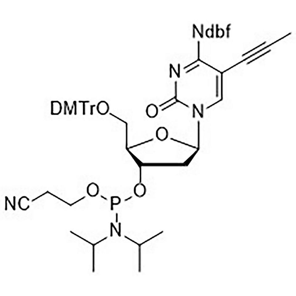 Propyne dC (DBF) Amidite