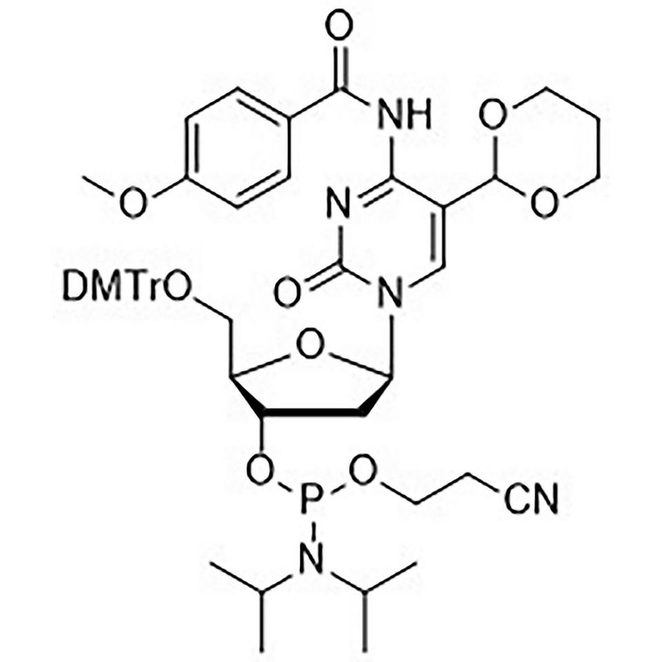 5-Formyl-dC (III) CE-Phosphoramidite
