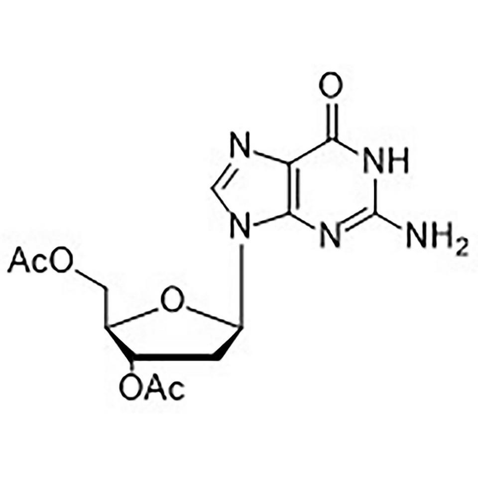 3',5'-Di-O-acetyl-2'-deoxyguanosine