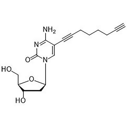 5-(1,7-Octadiyn-1-y1)-2'-deoxycytidine