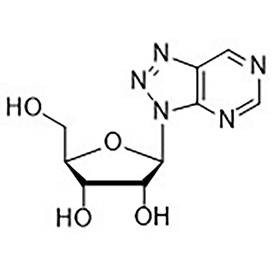 8-Azanebularine, 25 mg, Glass Screw-Top
