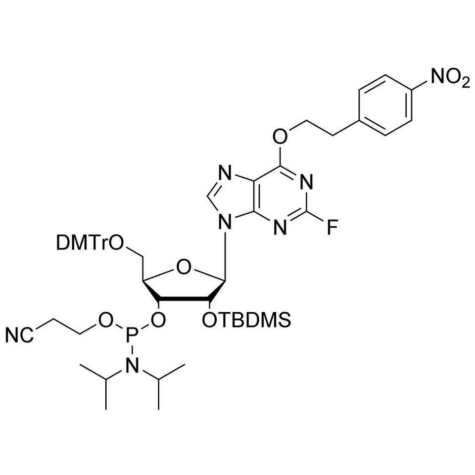 2-Fluoro-I CE-Phosphoramidite (Convertible G CE-Phosphoramidite)