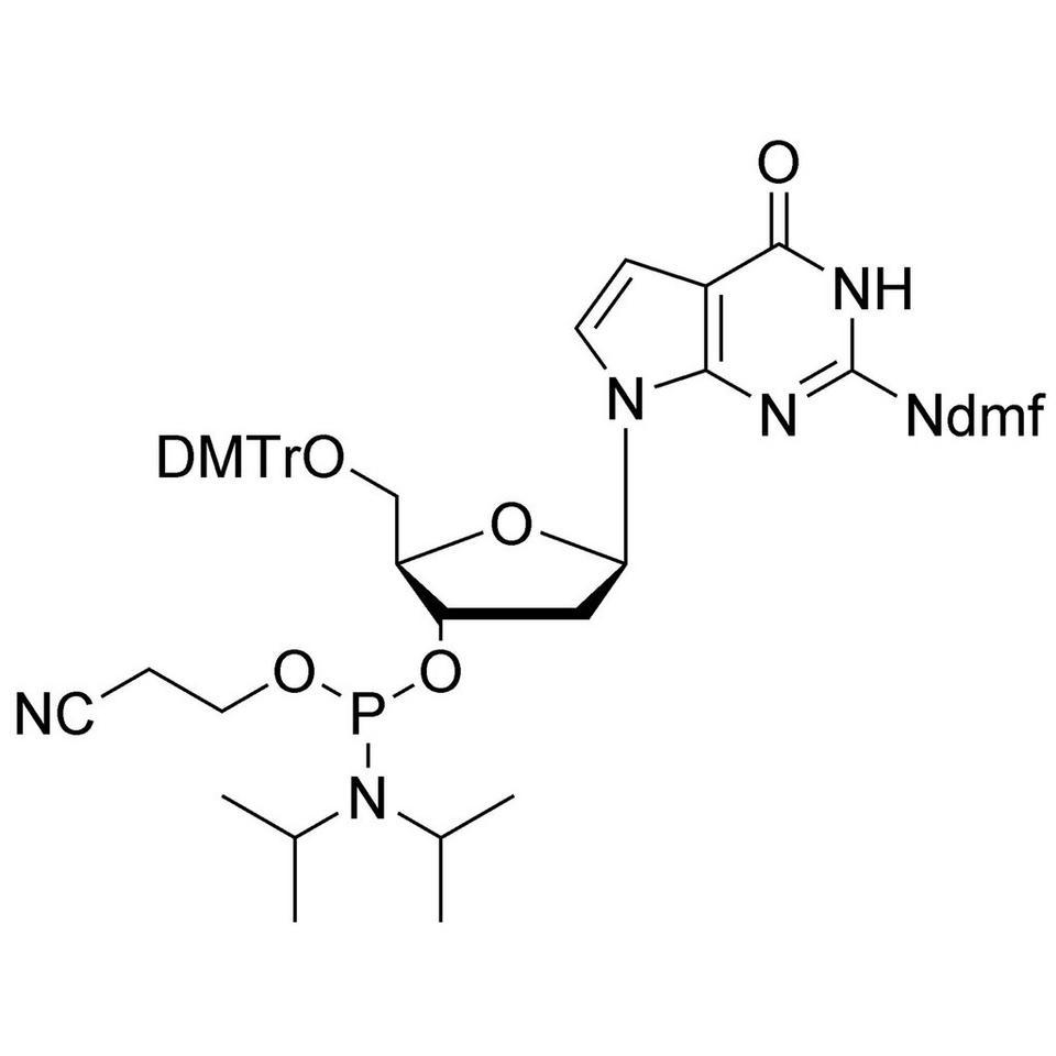 7-Deaza-dG CE-Phosphoramidite