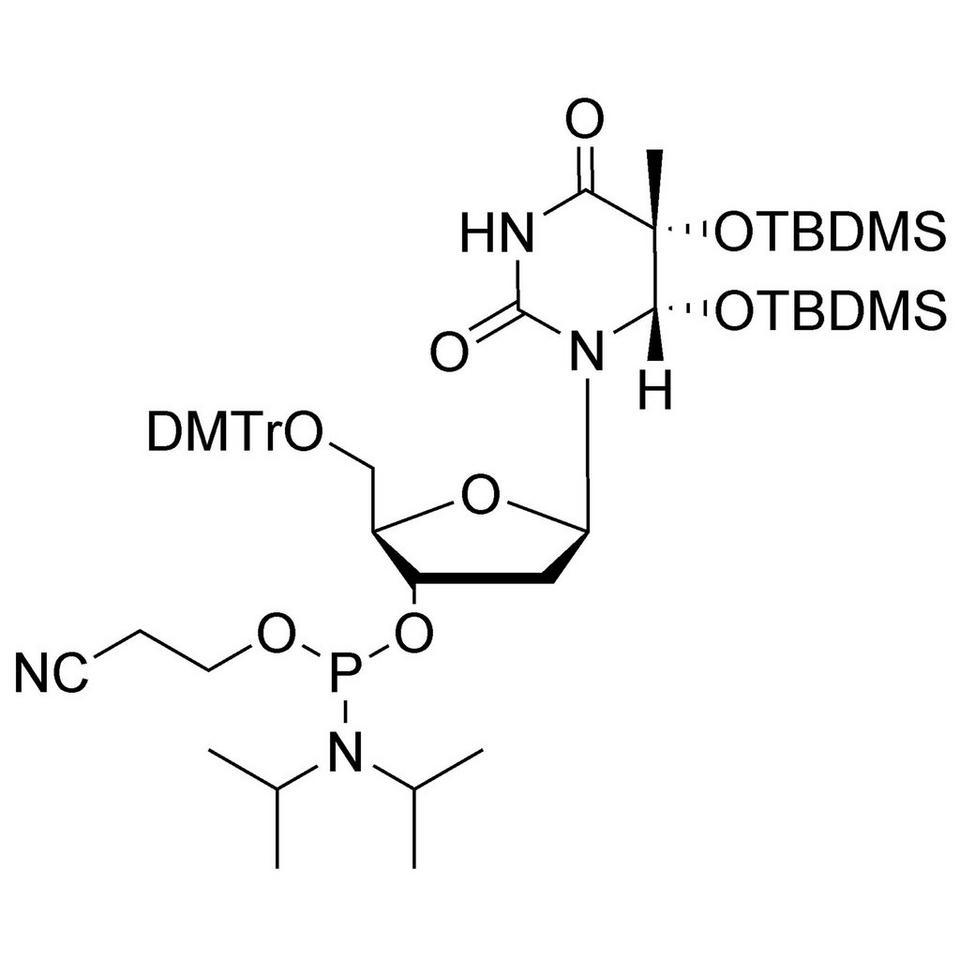 Thymidine Glycol CE-Phosphoramidite