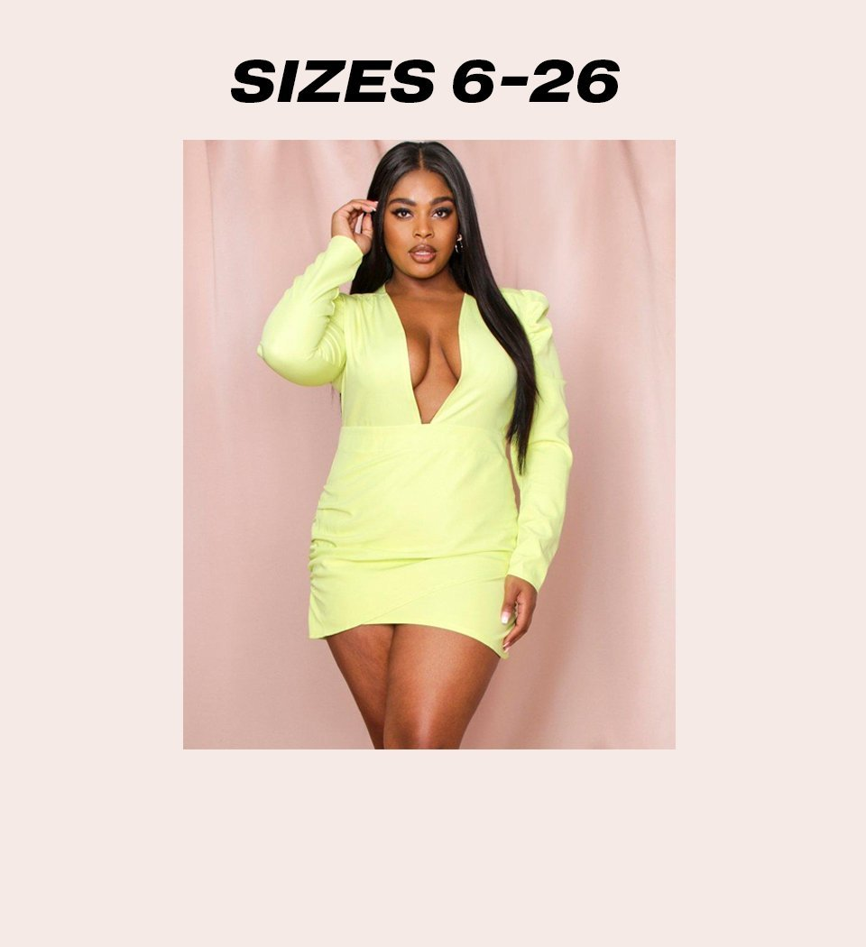 Size Inclusive Clothing