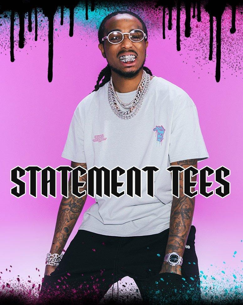 Men's T-shirts & Tank Tops
