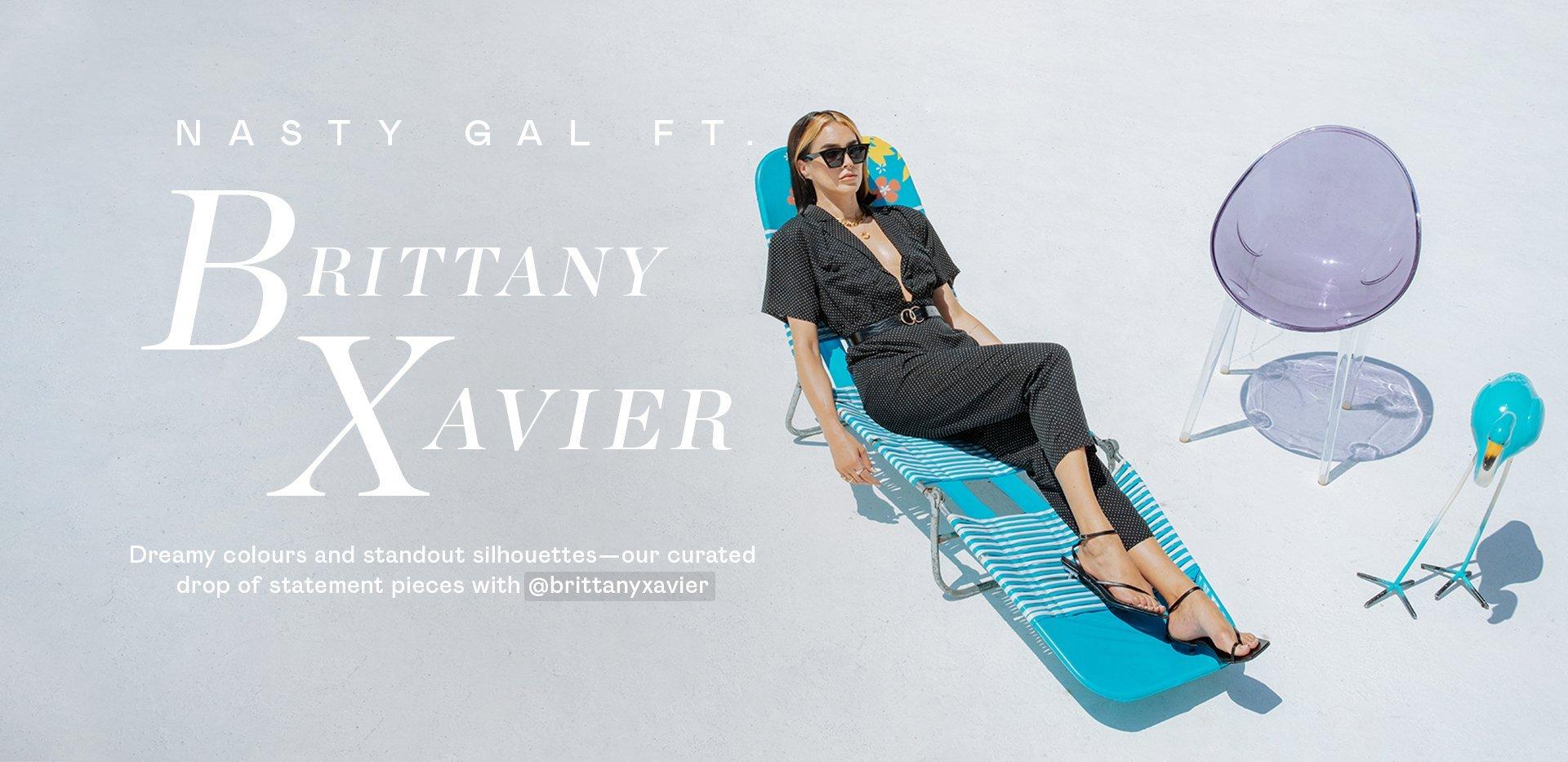 Brittany Xavier ft. Nasty Gal