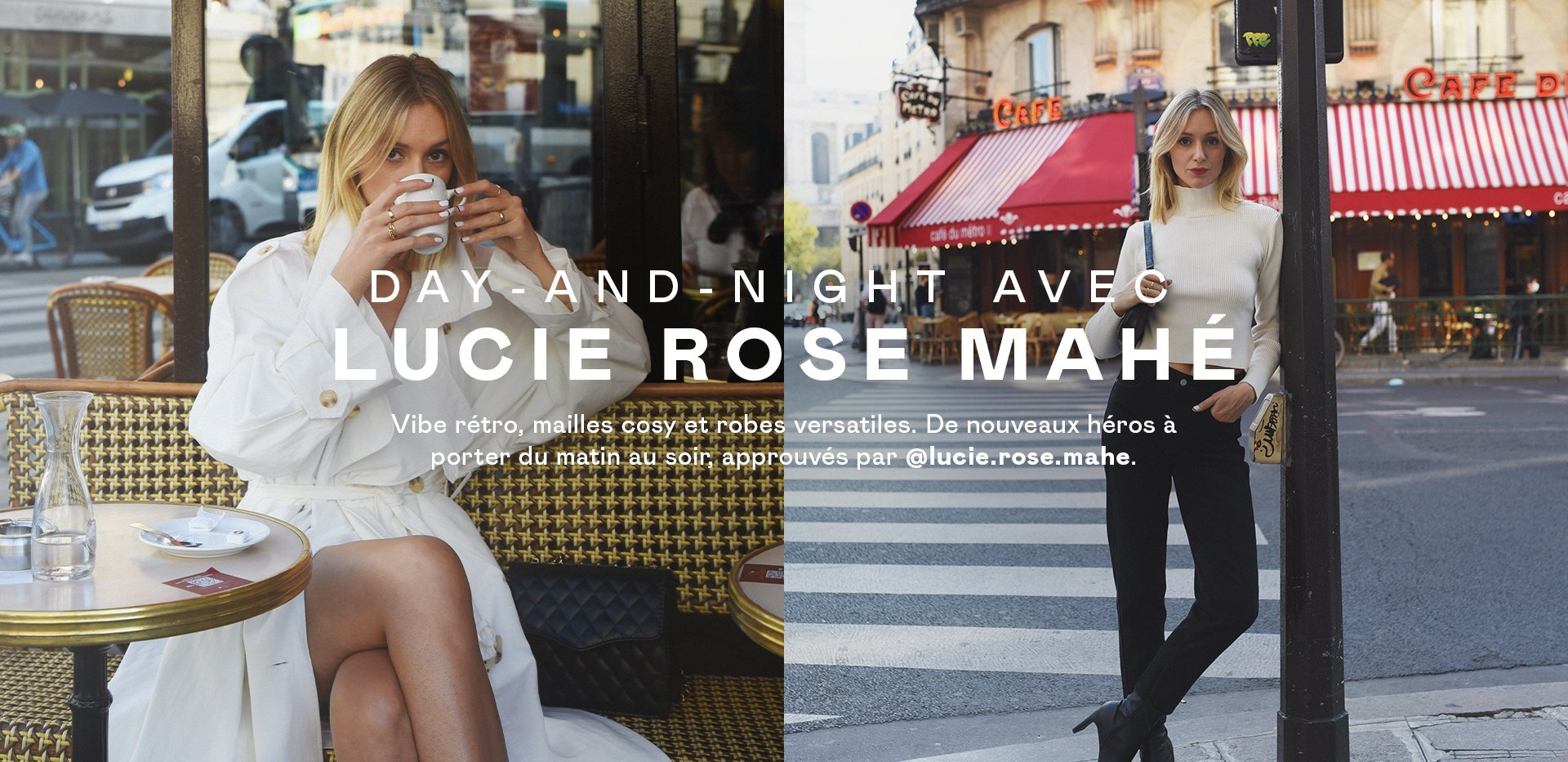 Day-and-Night avec Lucie Rose Mahé
