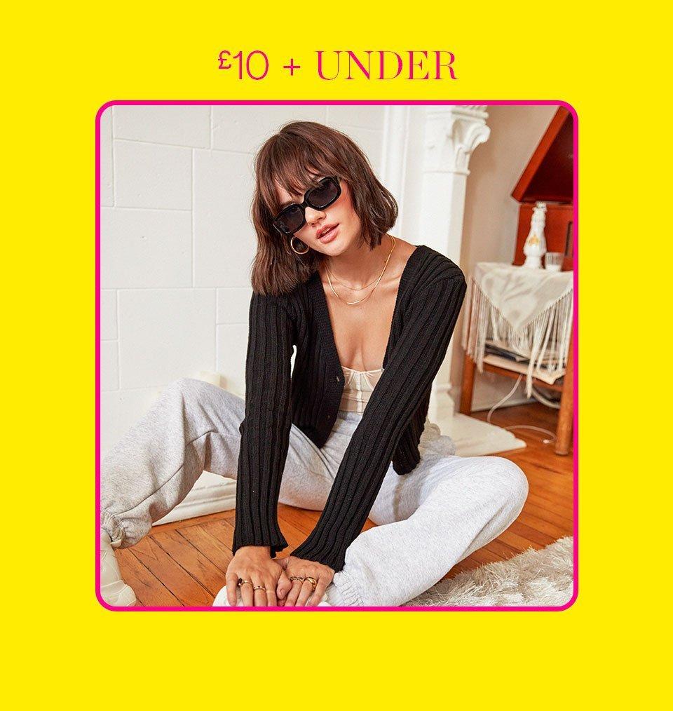 £10 & Under