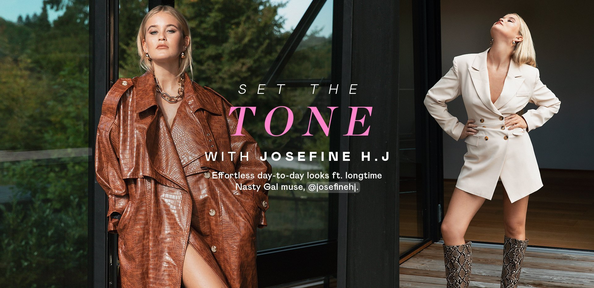 Set the Tone with Josefine H.J