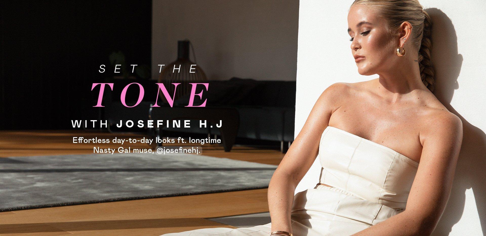 Set the Tone with Josefine H.J