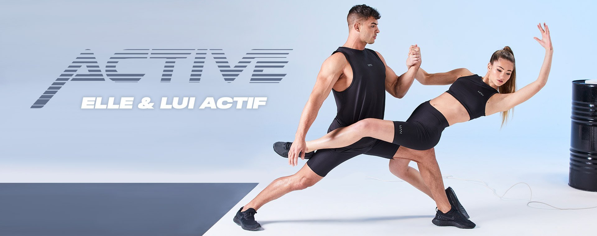 His & Hers Activewear