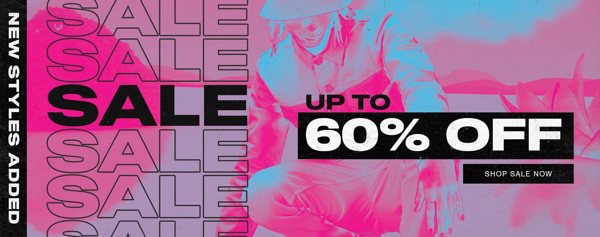 Menswear Sale