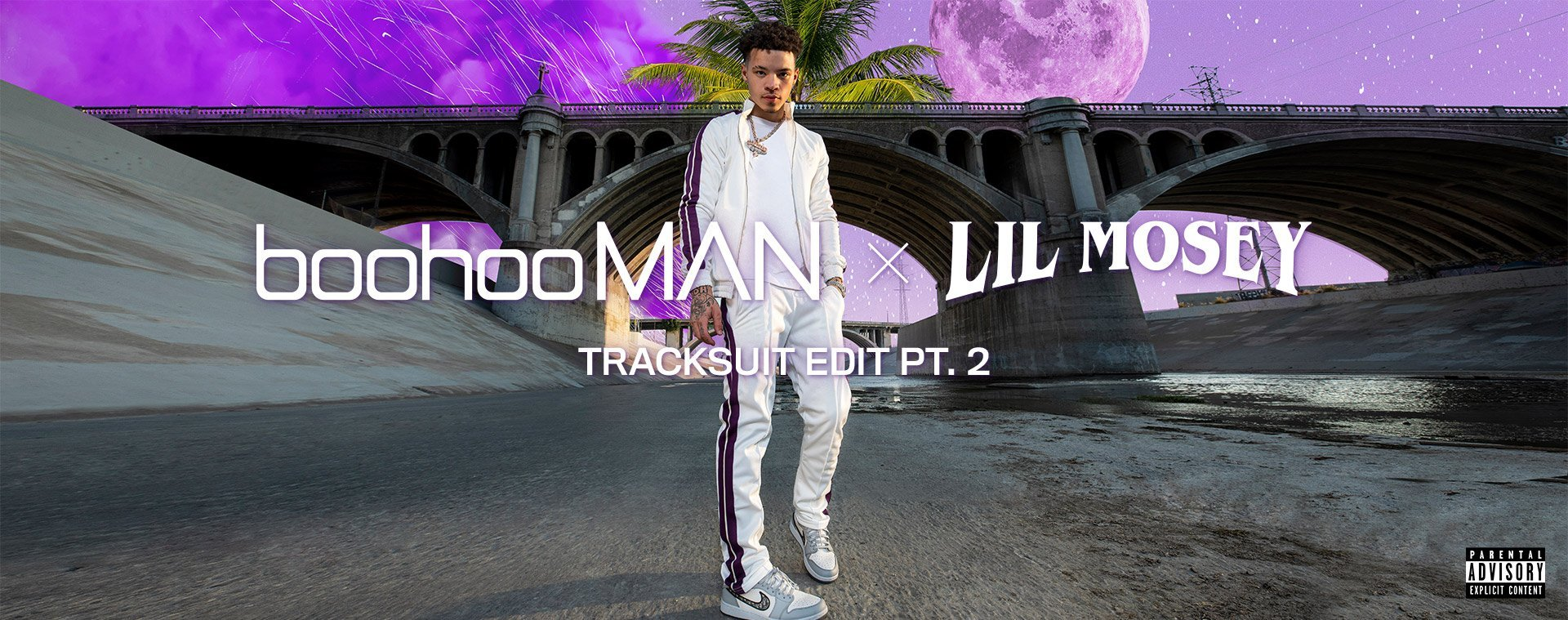 Lil Mosey Tracksuit Edit