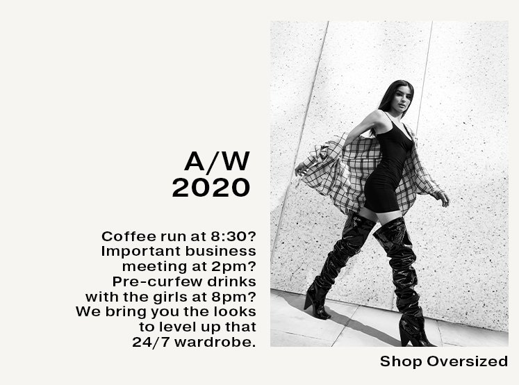 AW 2020 campaign