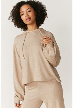 Oatmeal Super Soft Touch Hoody