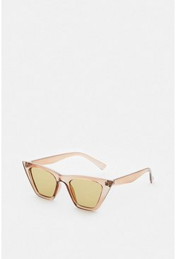 Multi Cat Eye Square Sunglasses