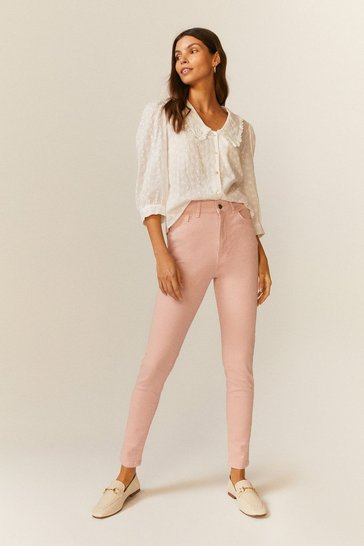 Blush London Skinny High Waisted Shaper Jean