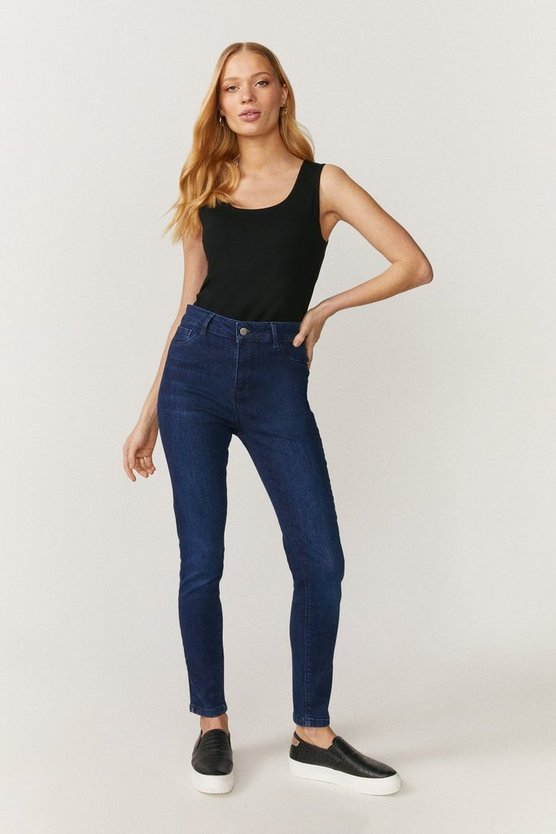 Indigo New York Power Stretch Jegging