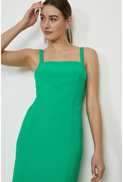 Emerald Mini Sleeveless Dress