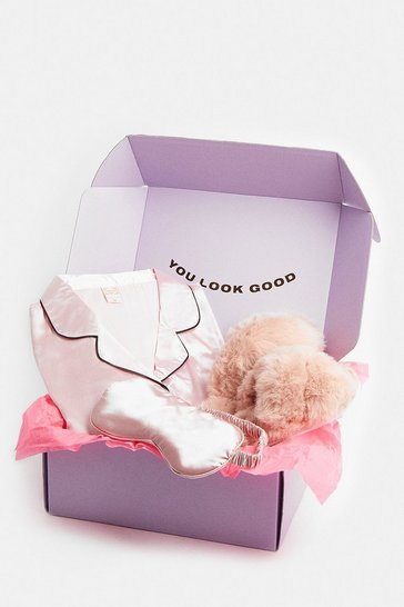 Blush Christmas Nightwear Gift Box