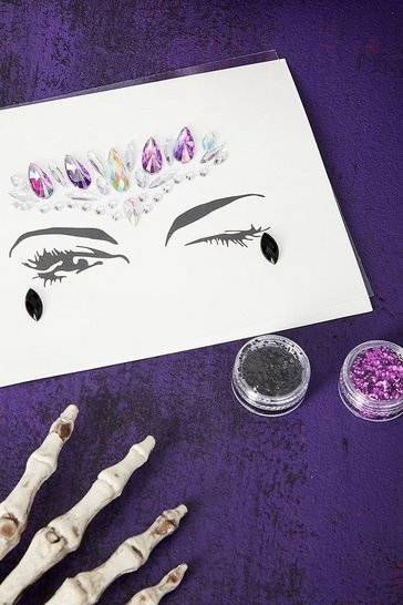 Multi Ginger Ray Halloween Witch Glitter Kit