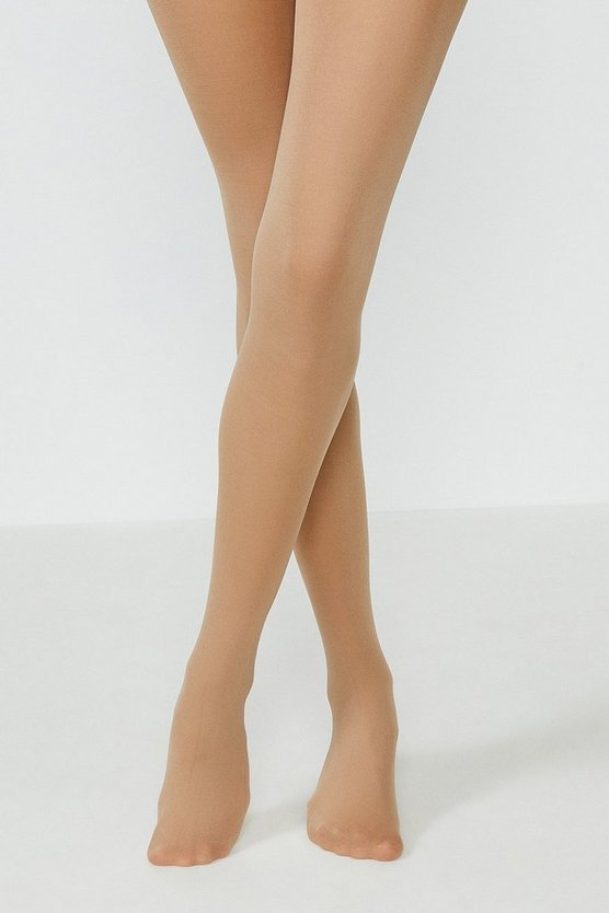 40 Denier Nude Tights 3 Pack
