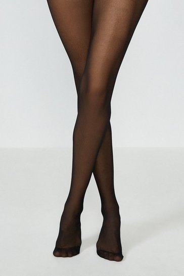 Black 15 Denier Tights