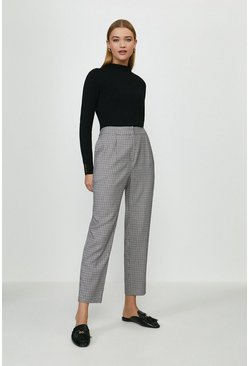 Multi Tailored Check Trouser