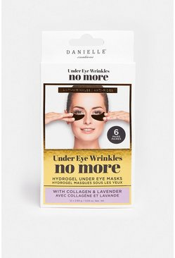 Gold 6 Pack Under Eye Masks - Wrinkle Care