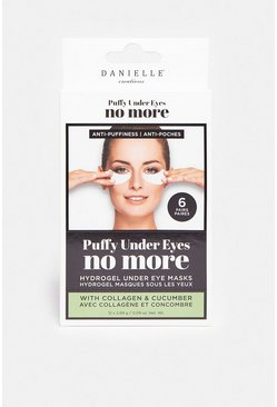 White 6 Pack Under Eye Masks - Puffiness