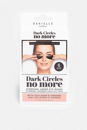 Silver 6 Pack Under Eye Masks - Dark Circles