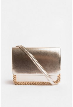 Gold Chain Strap Bag