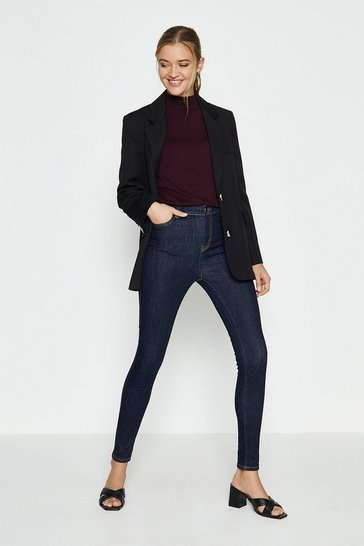 Indigo 5 Pocket Stretch Jean