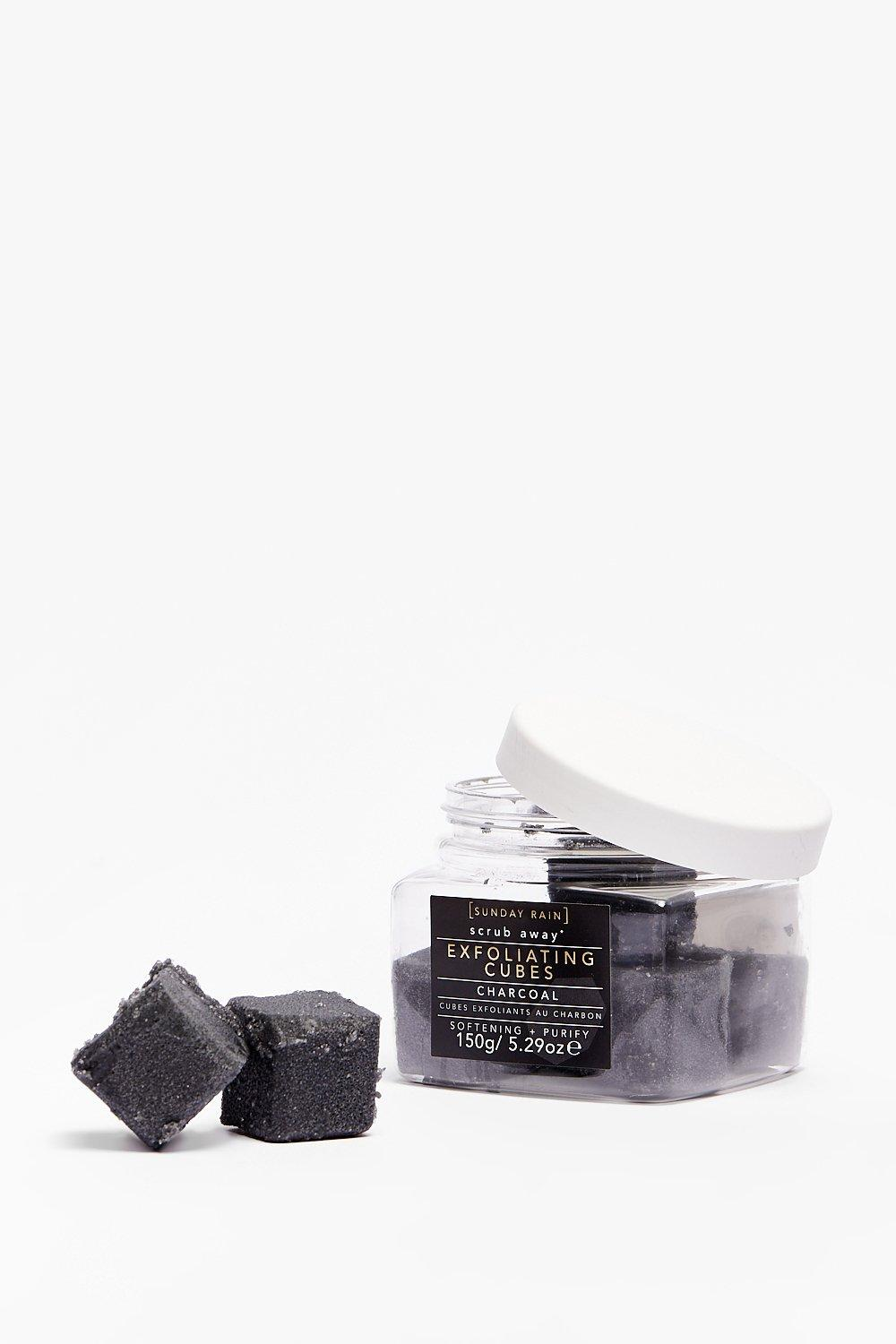 Sunday Rain Scrub Away Exfoliating Cubes