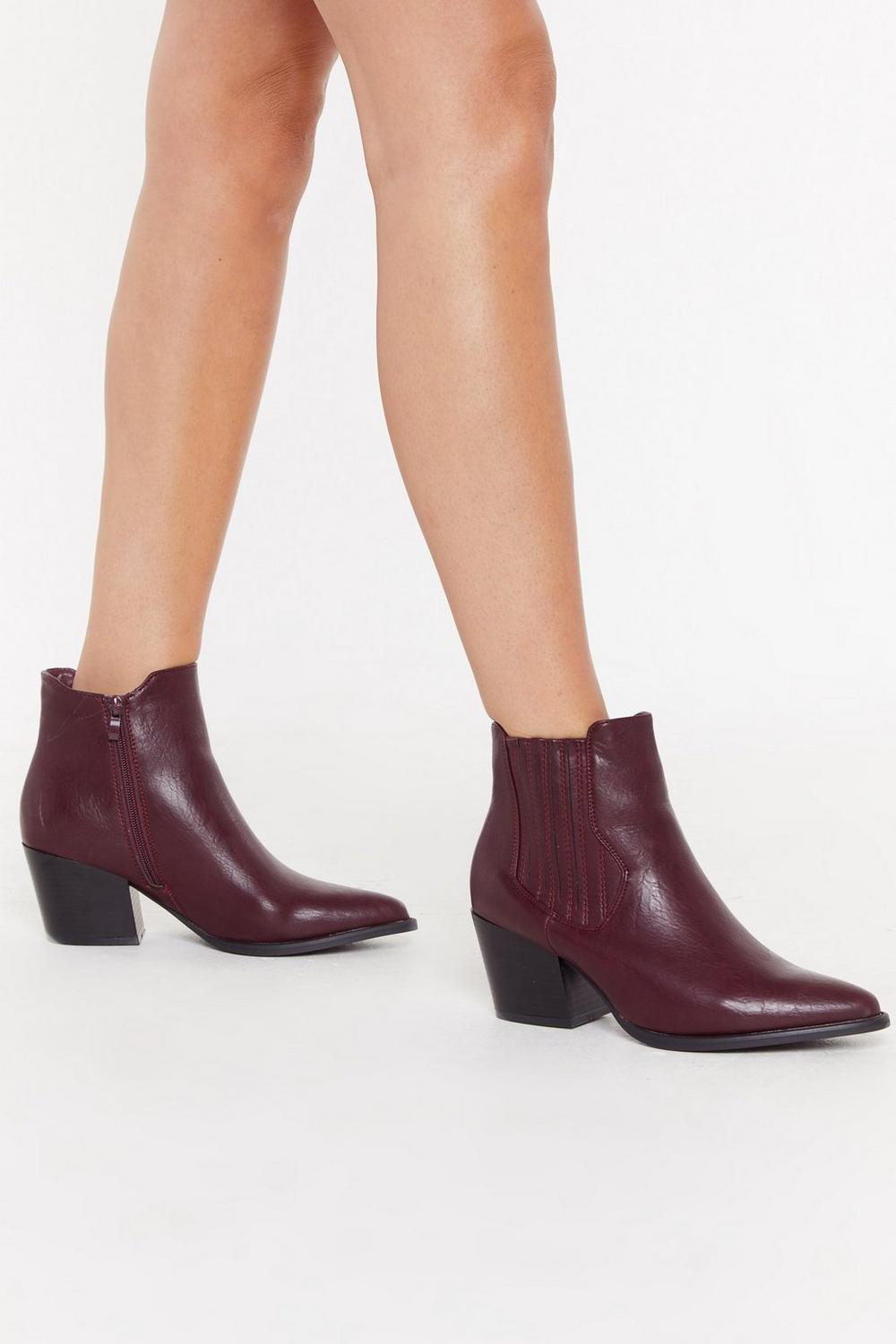 13625425914 Journey to the Western Chelsea Boots | Shop Clothes at Nasty Gal!