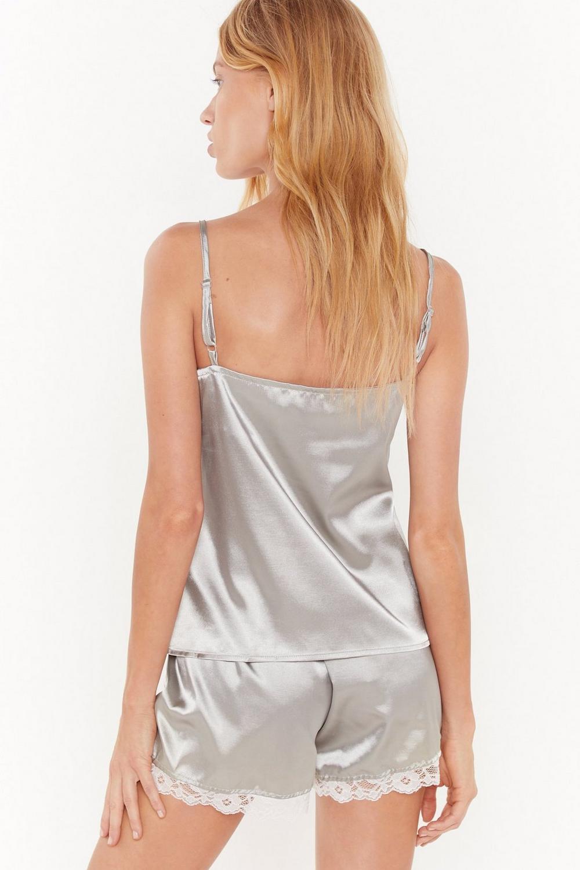 b4b8a34dd Satin Lace Detail Cami & PJ Short Set | Shop Clothes at Nasty Gal!