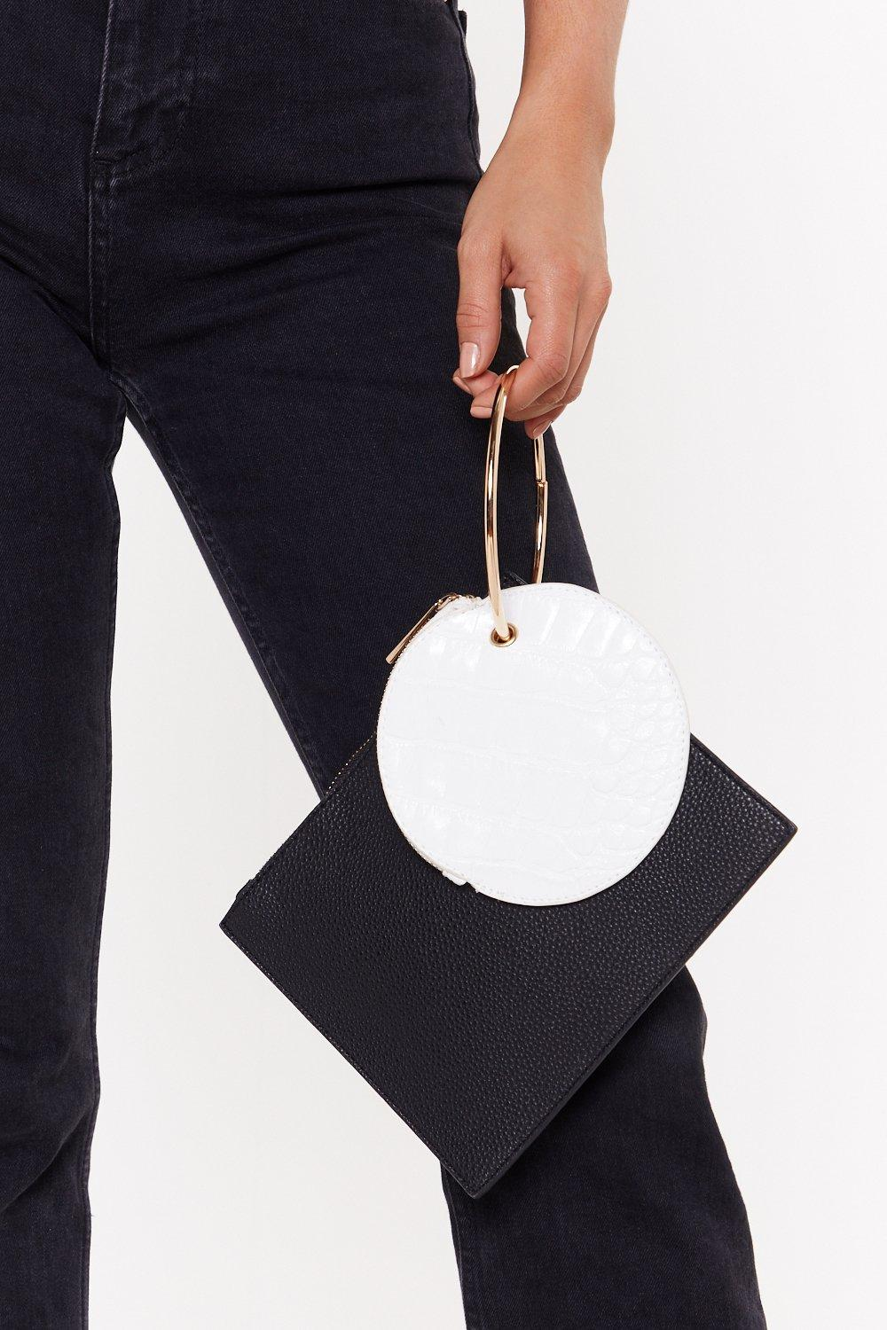 0f29f9dc WANT Take Hold Clutch Bag | Shop Clothes at Nasty Gal!