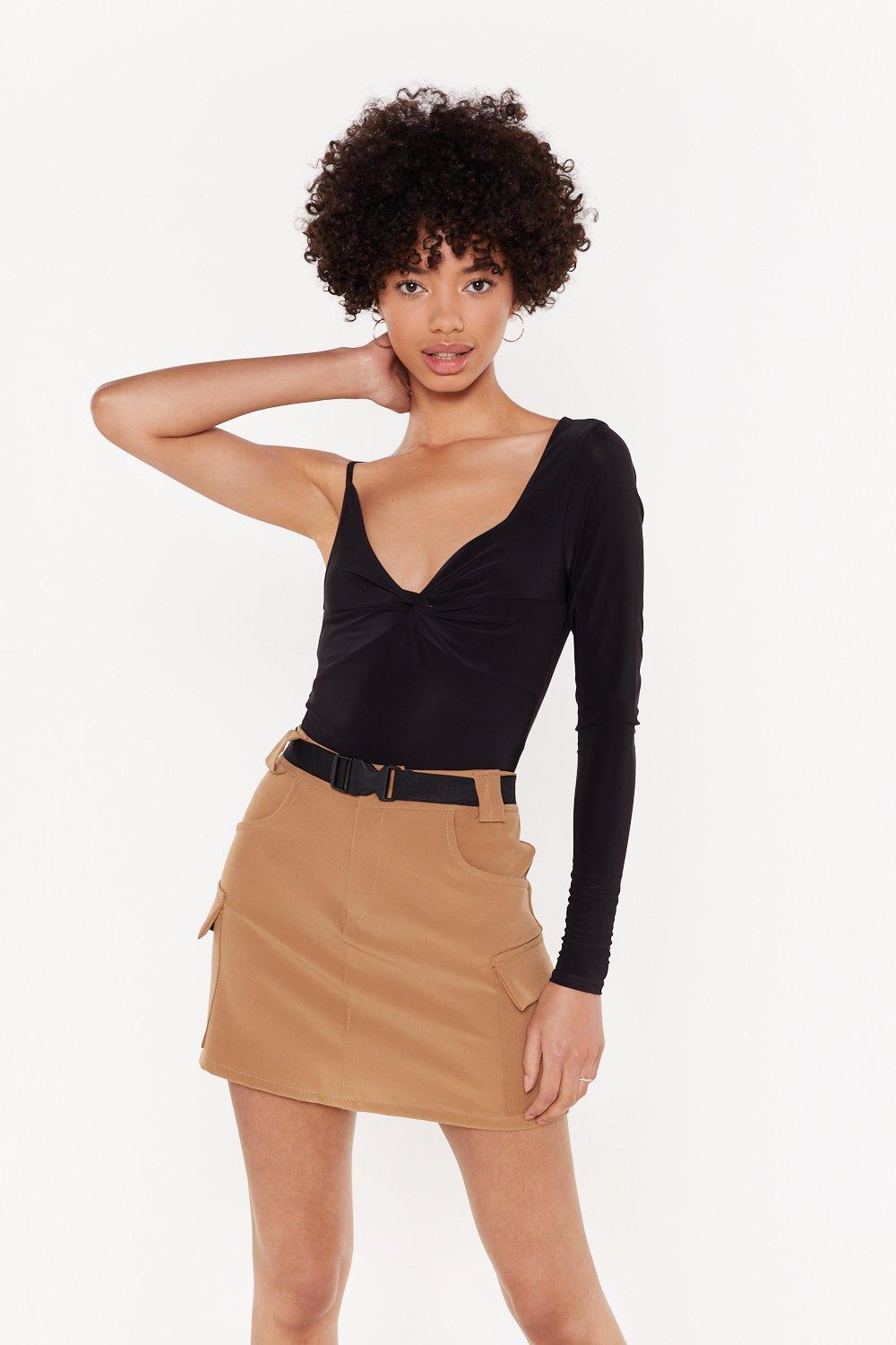 eb37f3924 Driver's Seat Belted Utility Mini Skirt | Shop Clothes at Nasty Gal!
