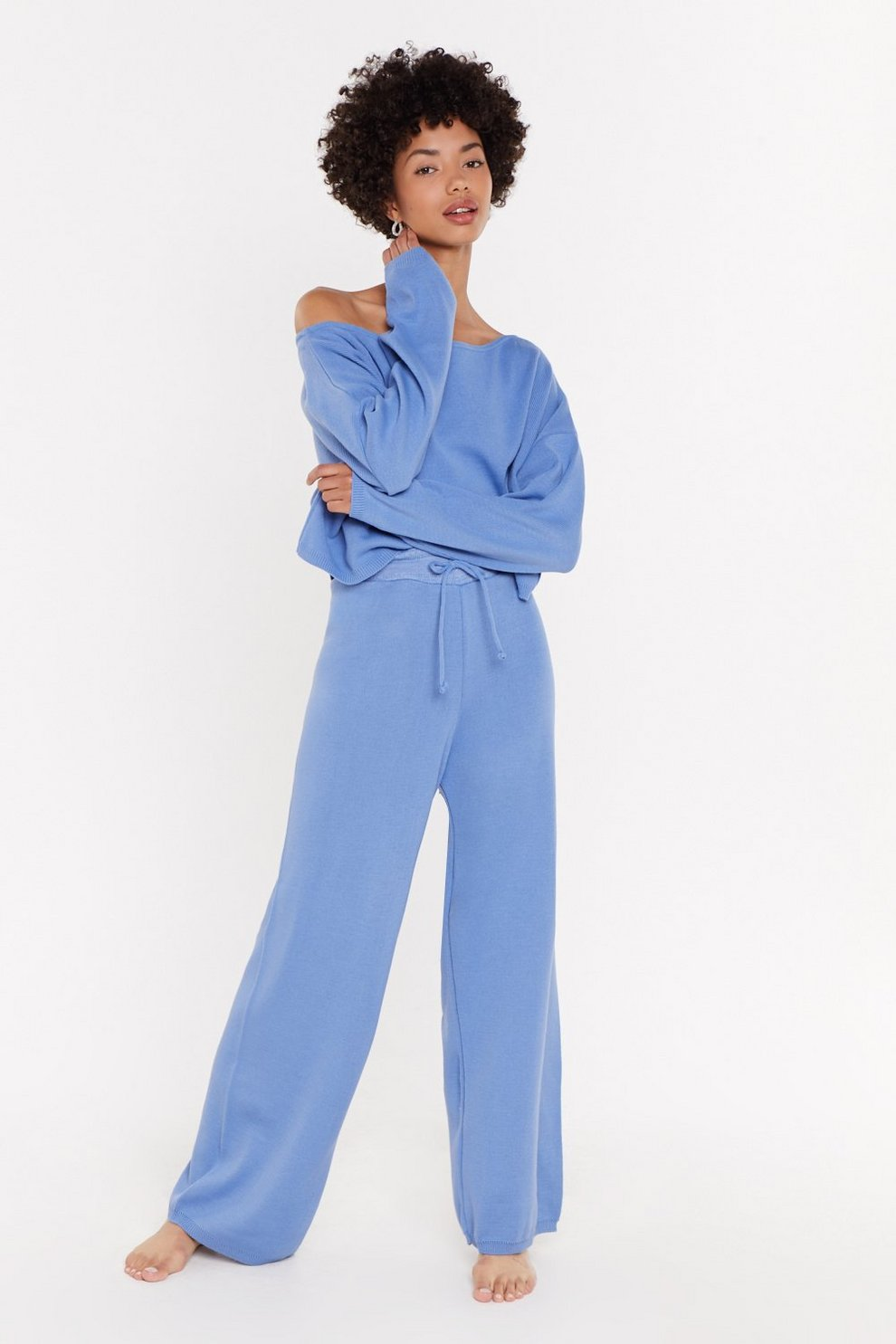 96c246e817 Slow Down Jumper and Joggers Lounge Set