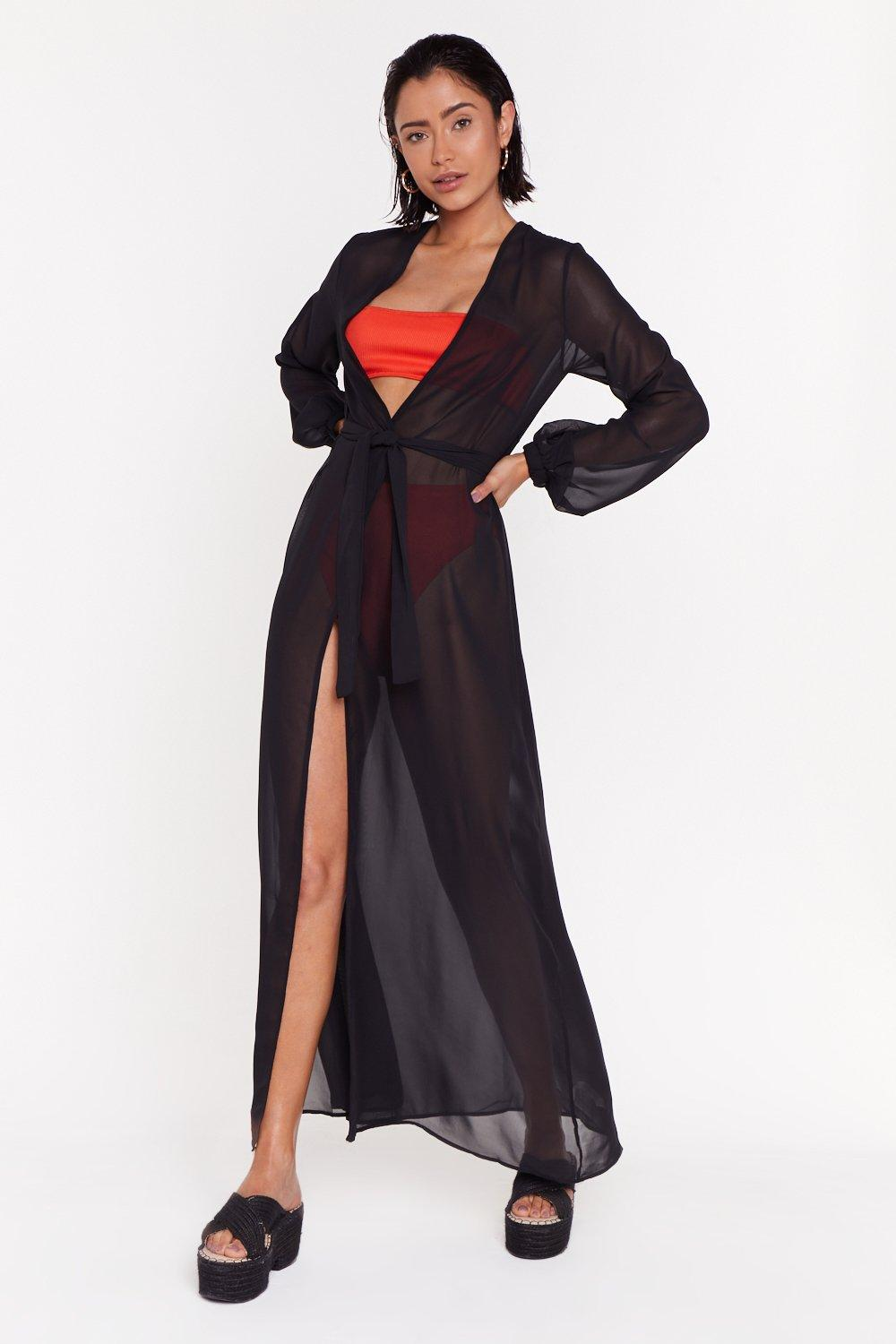 9853c20d57fe3 MS Chiffon Maxi Beach Cover Up | Shop Clothes at Nasty Gal!