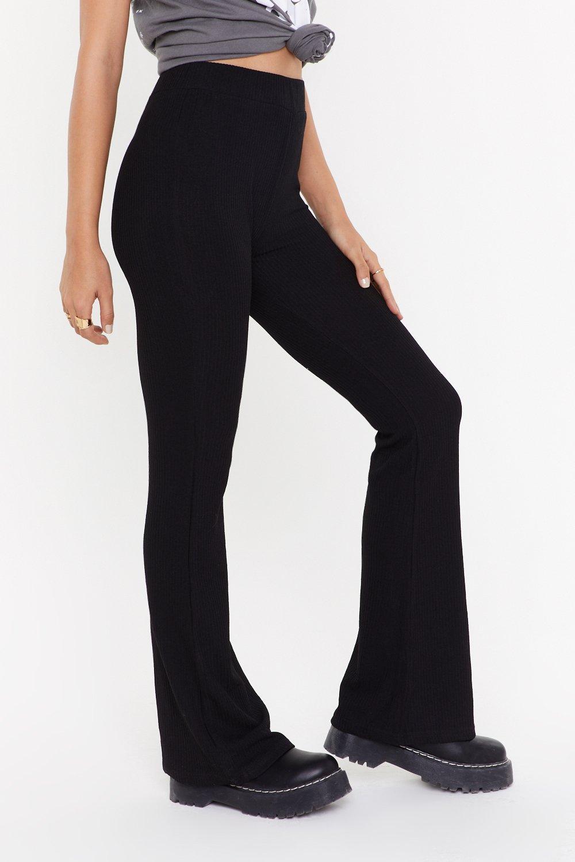J'ai Pantalon Taille Flare Haute At Clothes Nasty FlairShop Gal Du Ybgyf67v