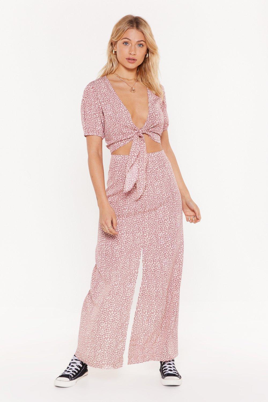 95f4005628e I Don't Wanna Grow Up Wrap Top and Maxi Skirt Set | Shop Clothes at ...