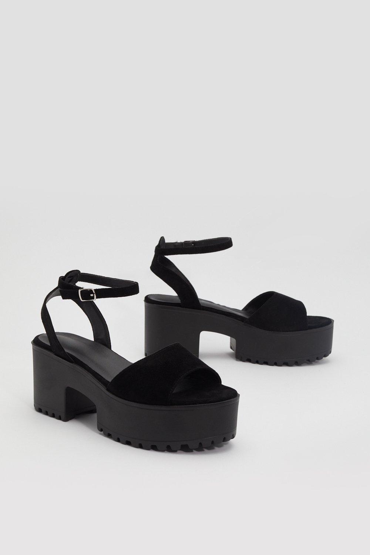 8504b73a1ab Love So High Platform Sandals