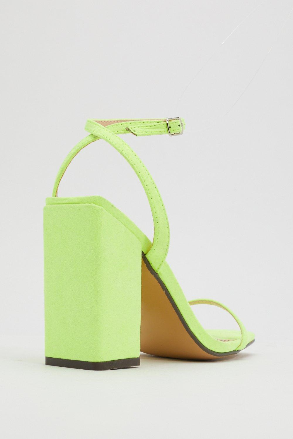 05a3faeb9a8 ... Square What You Think Block Heels. Hover to zoom