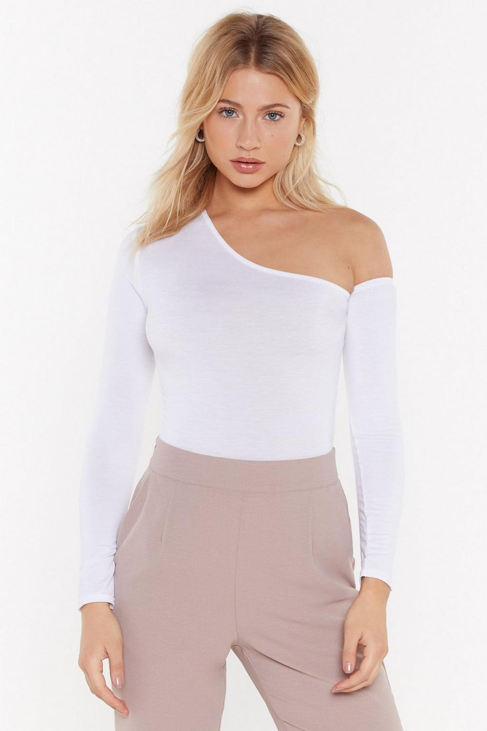 5ab16dc4f7 One For The Road One Shoulder Body | Shop Clothes at Nasty Gal!