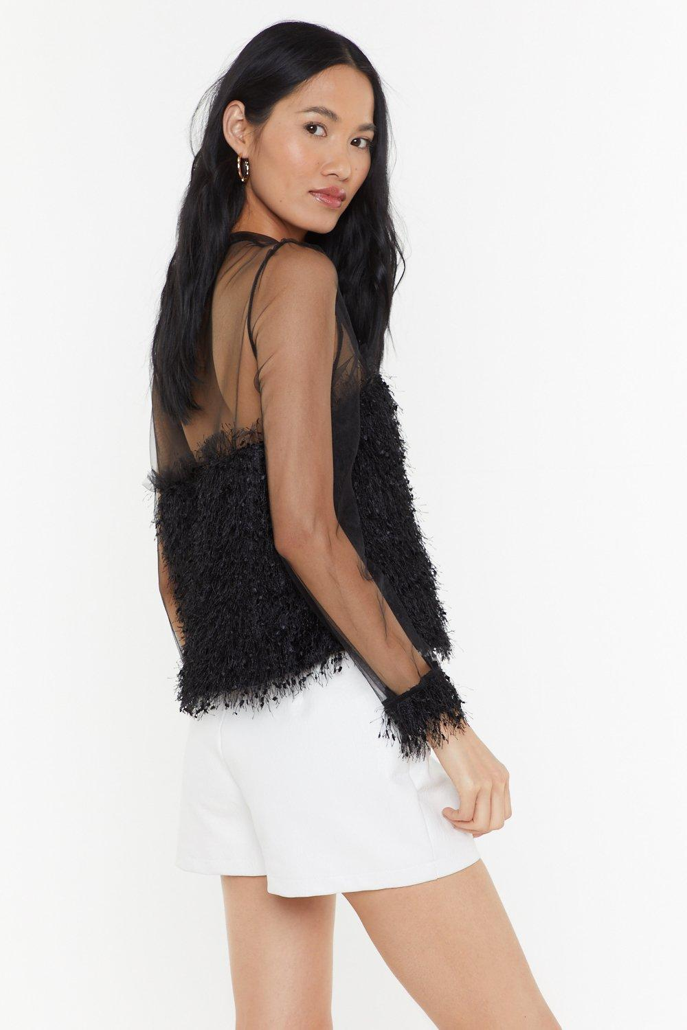 c5b3d8d0 Holding Out for Sheer-o Pussybow Blouse | Shop Clothes at Nasty Gal!