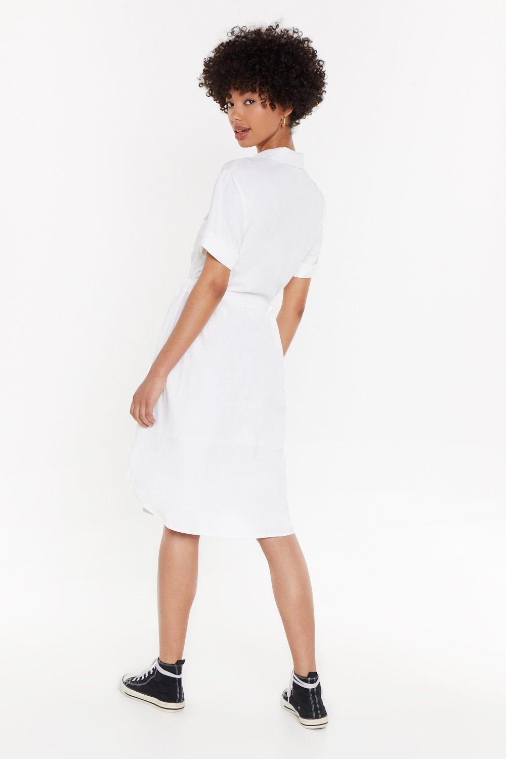 d6ca30ae595 Button Down Shirt Dress | Shop Clothes at Nasty Gal!
