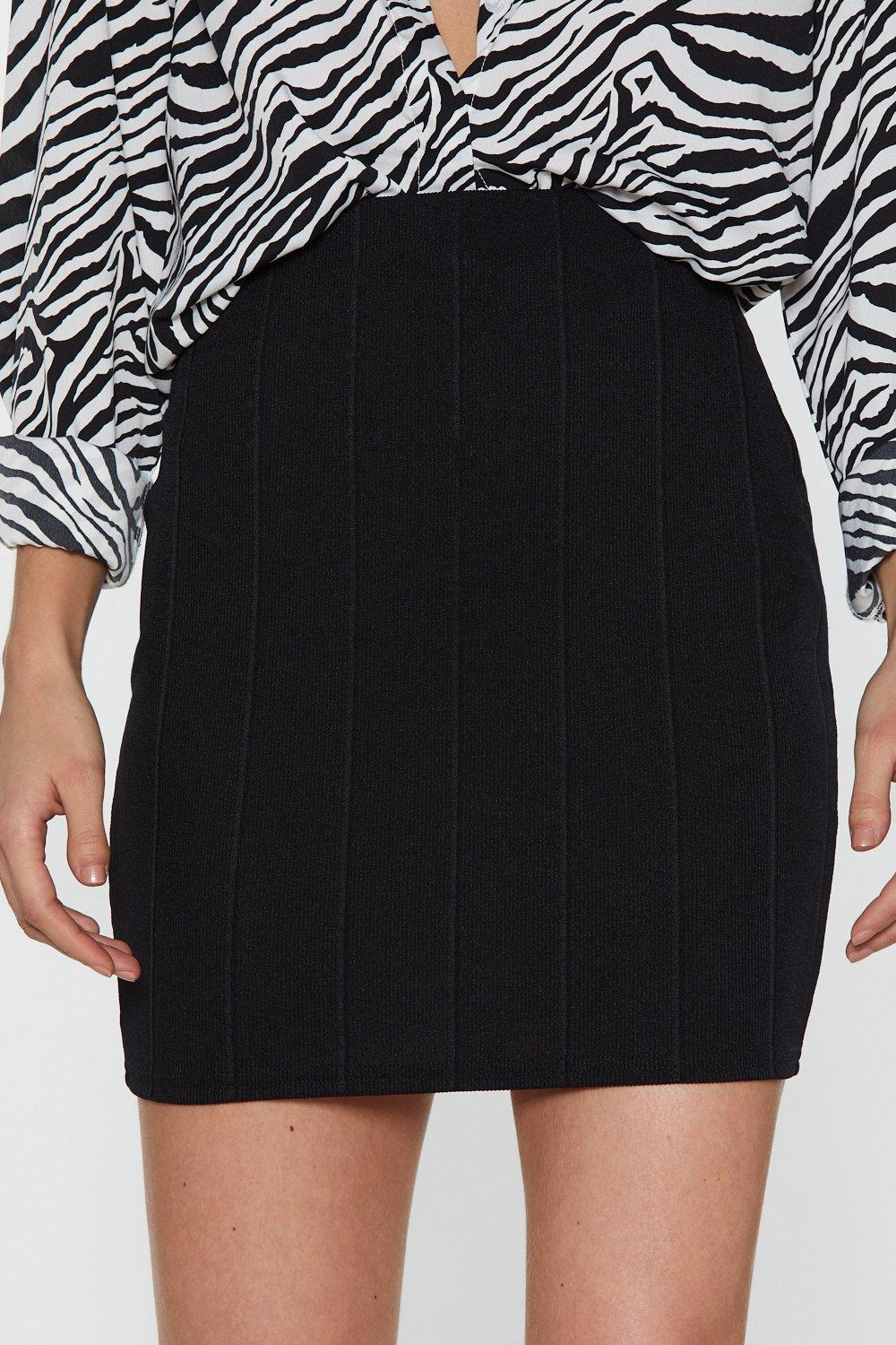 08dd7483e190e3 Bandage Together Bodycon Mini Skirt | Shop Clothes at Nasty Gal!