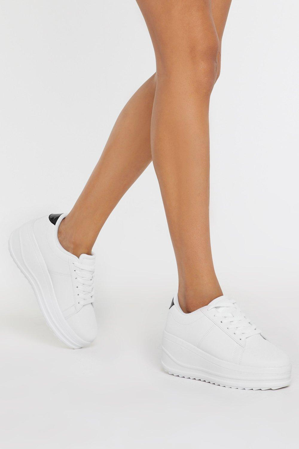 81fe8a1f95b As High as Slope Platform Sneakers | Shop Clothes at Nasty Gal!